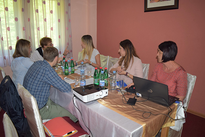 Fourth Project Steering Committee held in Bar, Montenegro