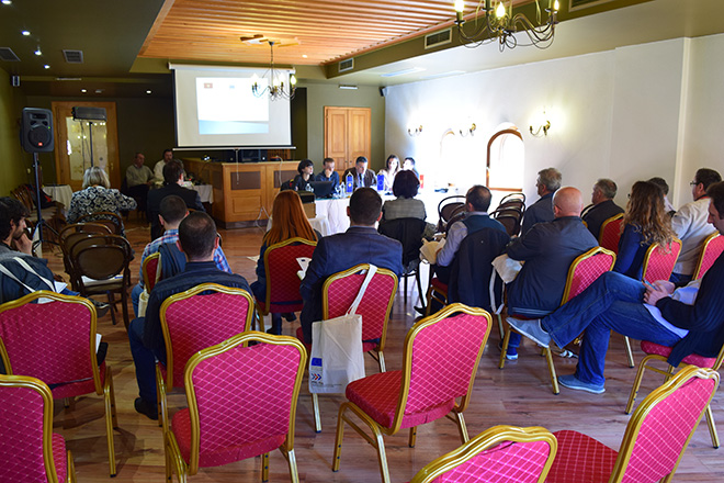 Information sessions with regard to launching 1st Call for Proposals under CBC Programme Montenegro-Kosovo 2014-2020 - Gjakova