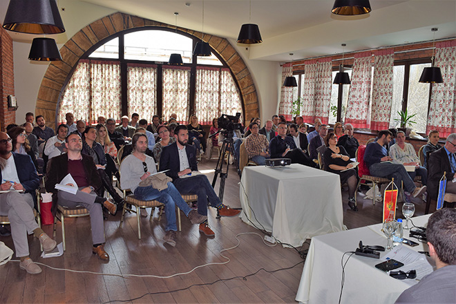 Information sessions with regard to launching 1st Call for Proposals under CBC Programme Montenegro-Kosovo 2014-2020 - Peja