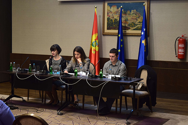 Information sessions with regard to launching 1st Call for Proposals under CBC Programme Montenegro-Kosovo 2014-2020 - Podgorica