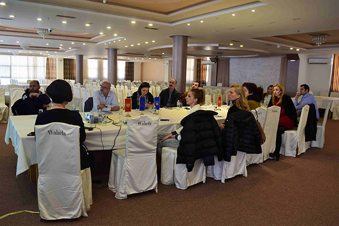 Trajnim mbi Ciklin e Manxhimit të Projekteve organizuar në kuadër të Programit Mal i Zi – Kosovë 2014-2020 mbajtur në Rozhajë
