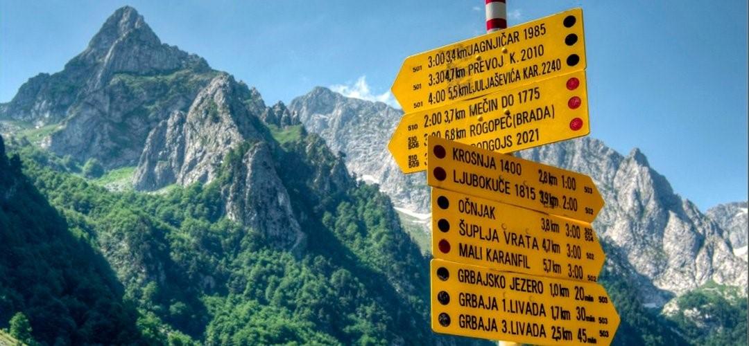 Zhvillimi i eko-turizmit në Alpet Ballkanike