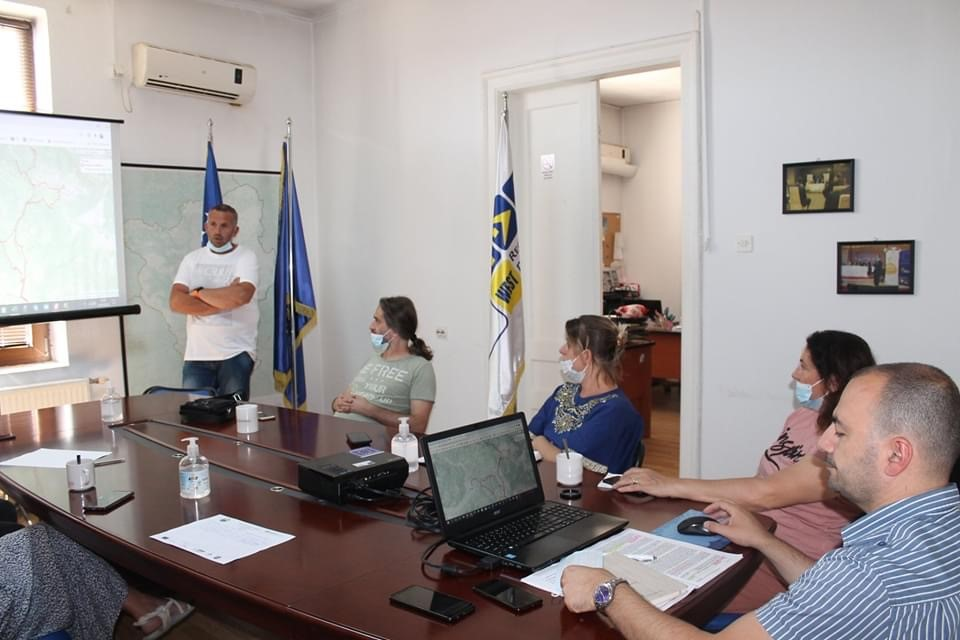 Coordination meeting on thematic trails on Kosovo and Montenegro